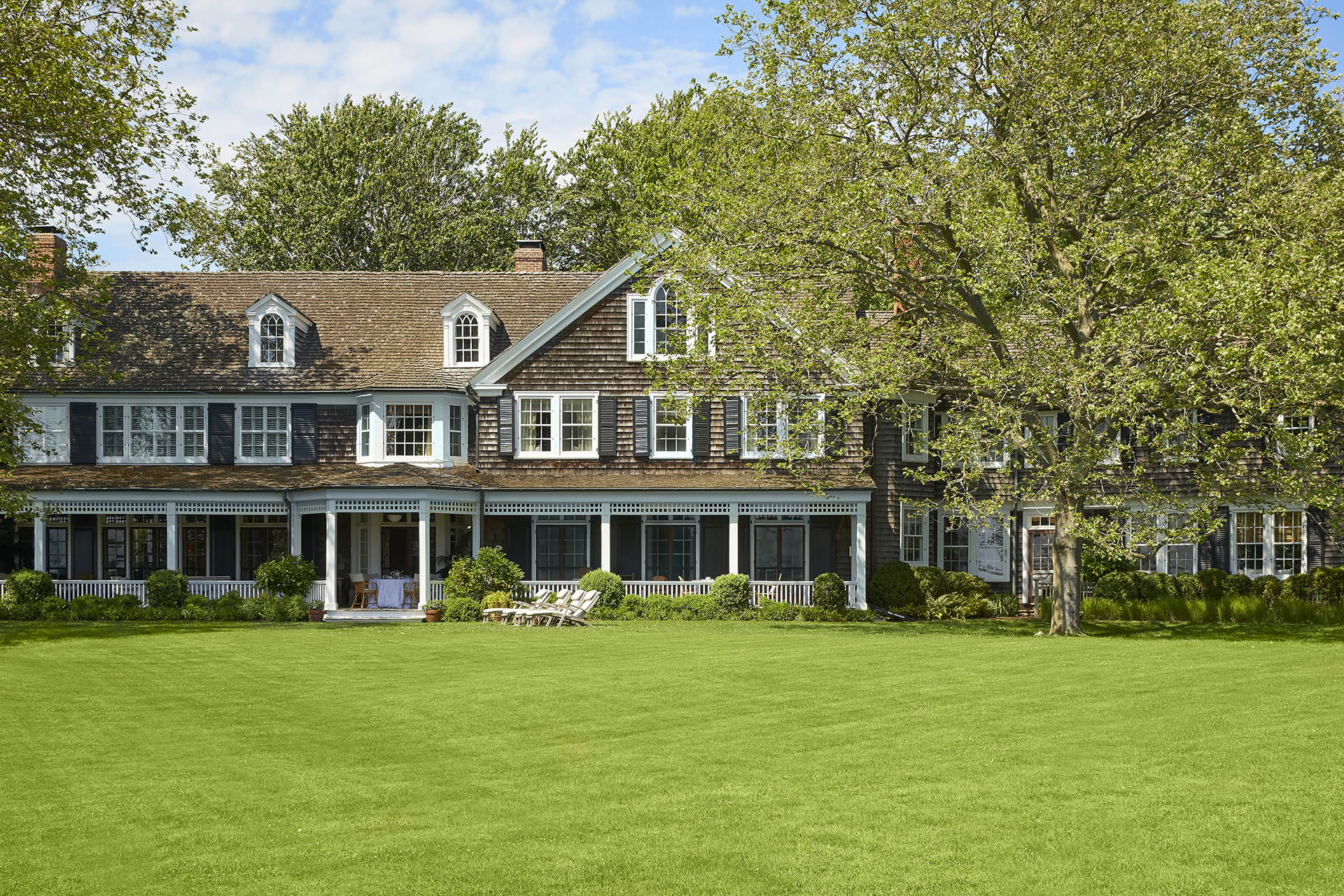 90 and 100 Briar Patch Road, East Hampton